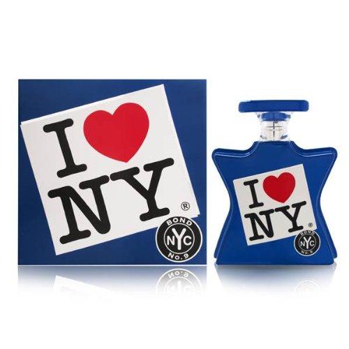Bond No.9 I Love NY Eau de Parfum , Uomo, 50 ml