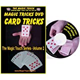 MAGIC CARD TRICKS - Amazing Card Tricks DVD Volume 2 - With Full Demonstration and Explanation of Basic Skills to Enable You to Perform Many Stunning Magical Effects with Sleight of Hand Tricks, Self Working Tricks and Mind Reading Card Tricks
