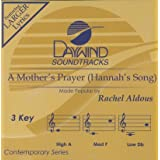A Mother's Prayer (Hannah's Song) [Accompaniment/Performance Track]