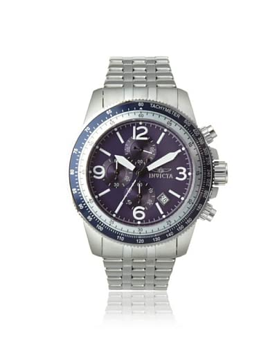 Invicta Men's 13961 Specialty Chronograph Stainless Steel Watch