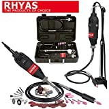 Rhyas Flexi Shaft Rotary Multitool Combi Multi Tool Electric Dremel Compatible