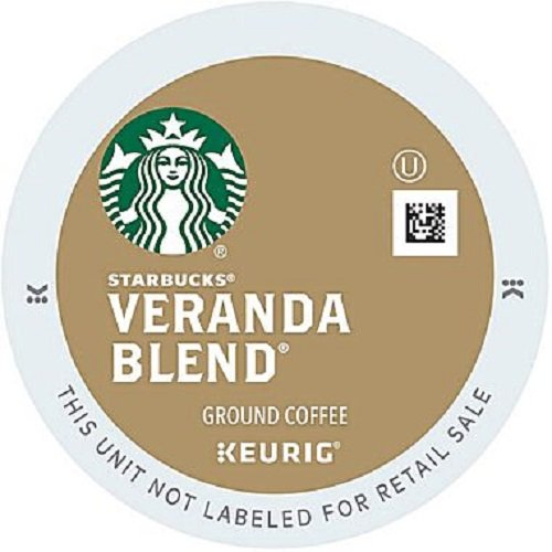 Starbucks Veranda Blend Blonde, K-Cup for Keurig Brewers,  24 Count (K Cups Starbucks Blonde compare prices)