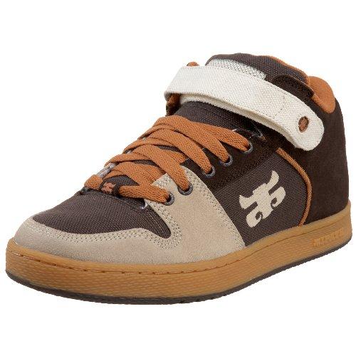 IPATH Men's Grasshopper Casual Sneaker,Brown,6 M