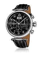 Akribos XXIV Reloj con movimiento cuarzo japonés Man AK628BK 45.0 mm