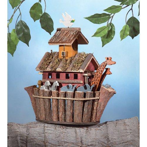 Noah'S Ark Birdhouse - Style 31248 front-640480