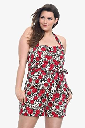 Torrid romper or playsuit