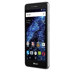 BLU Studio Selfie 2 - GSM Unlocked Smartphone - Grey