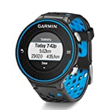 【並行輸入品】Garmin Forerunner 620 - Black/Blue Bundle