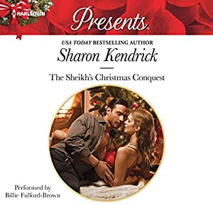 The Sheikh's Christmas Conquest Audiobook