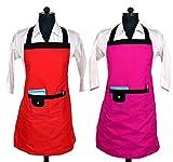 Switchon waterproof Kitchen Apron combo new