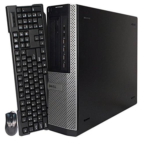 Dell Optiplex 7010 SFF Desktop Business Computer PC (Intel Quad-Core i5-3470 3.2GHz,16GB DDR3 Memory, 2TB HDD, DVDRW, windows 7 professional (Certified Refurbished) (Build Desktop Computer compare prices)