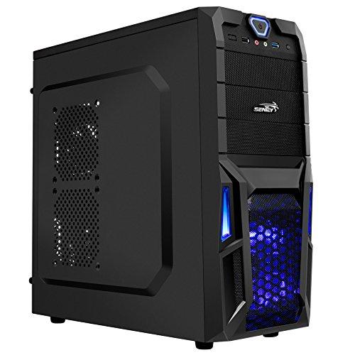 IPERprice - Prodotto del Giorno 03 Agosto 2015: Sentey Gs-6008 Stealth Gaming Computer Case - Foto 9