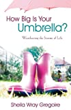 img - for How Big Is Your Umbrella?: Weathering the Storms of Life book / textbook / text book