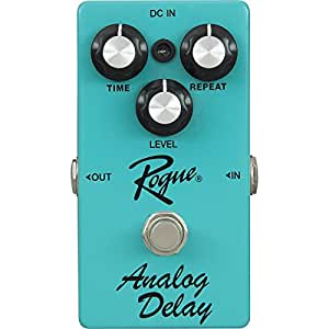 rogue analog delay guitar effects pedal musical instruments. Black Bedroom Furniture Sets. Home Design Ideas
