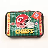 Kansas City Chiefs Helmet & Field Vinyl Lunch Box (9