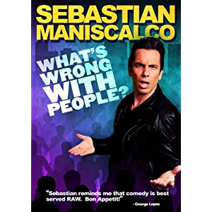 Cover Image Sebastian Maniscalo – What's Wrong with People