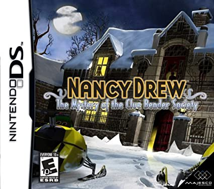 Nancy Drew The Mystery of the Clue Bender Society