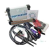 テスト機器PCベースの5IN1 USBデジタルオシロスコープ 2CH 20MHz 48MS/s スペクトラムアナライザデータレコーダ16チャンネルのロジック・アナライザDDS