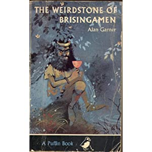 THE WEIRDSTONE OF BRISINGAMEN; A TALE OF ALDERLEY (PUFFIN BOOKS)