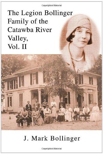 La familia Bollinger Legión del Valle del río Catawba