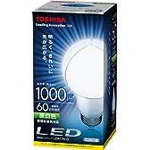東芝 E-CORE(イー・コア) LED電球 一般電球形 10.6W(光が広がるタイプ・白熱電球60W相当・1000ルーメン・昼白色) LDA11N-G