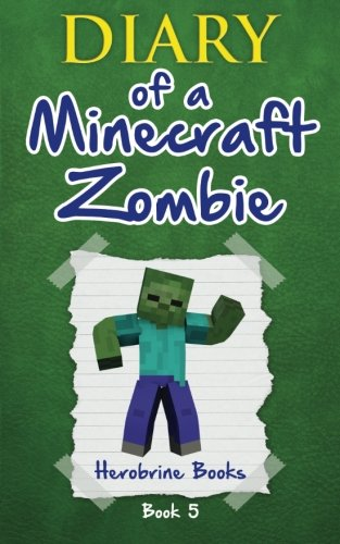Herobrine Goes to School by Zack Zombie Books (2015, Paperback)
