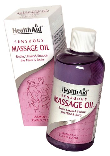 HealthAid Sensuous Massage Oil 150ml