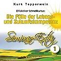 Effektiver Schnellkursus: Die Fülle der Lebens- und Zukunftskompetenz (Seminar Extra 1) Hörbuch von Kurt Tepperwein Gesprochen von: Kurt Tepperwein