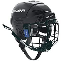Buy Bauer M10 Youth Helmet Combo with Cage by Bauer