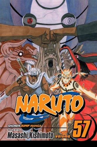 NARUTO -ナルト- 57巻 (英語版)