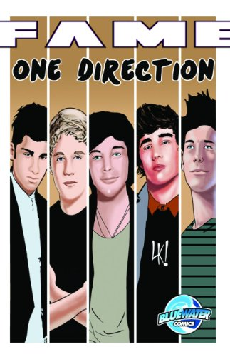 Fame One Direction Graphic novel098524318X