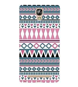 EPICCASE hanky panky Mobile Back Case Cover For Gionee Marathon M5 Plus (Designer Case)