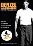 Denzel Washington Spotlight Collection: Inside Man / The Hurricane / The Bone Collector / Mo Better Blues
