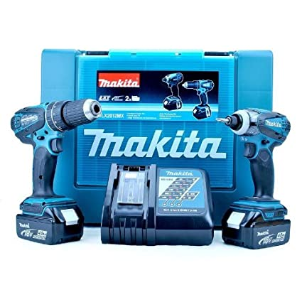 Makita DLX2012X1 18V Combi Drill
