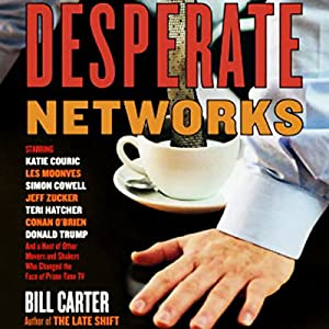 Desperate Networks Audiobook