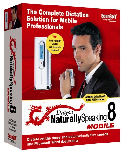 Dragon Naturallyspeaking Preferred 8 Mobile [Old Version]