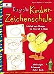 Die gro�e Kinderzeichenschule: Fr�hli...