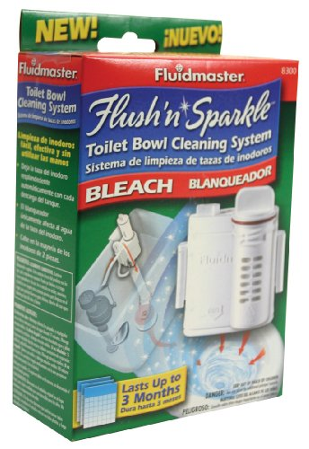 Fluidmaster Flush N Sparkle Installation Instructions