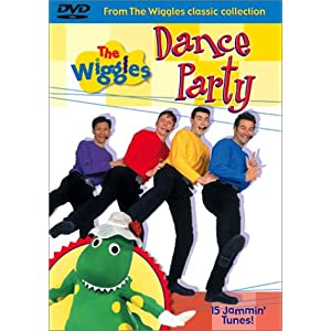 The Wiggles - Dance Party movie
