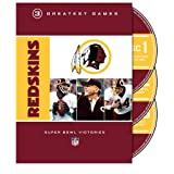 NFL: Washington Redskins - 3 Greatest Games