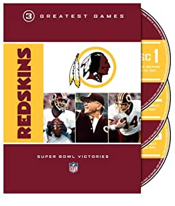 NFL Greatest Games  Washington [Import]