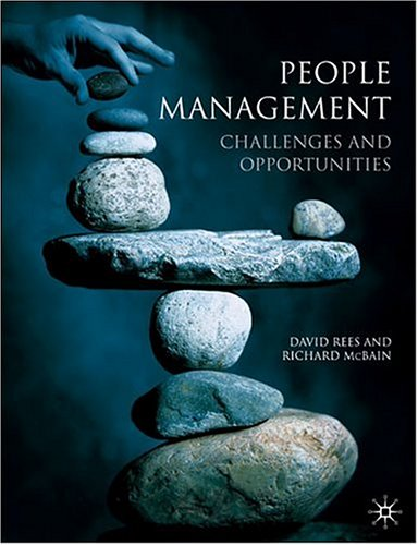 People Management: Challenges and Opportunities