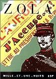 echange, troc Emile Zola - J'accuse