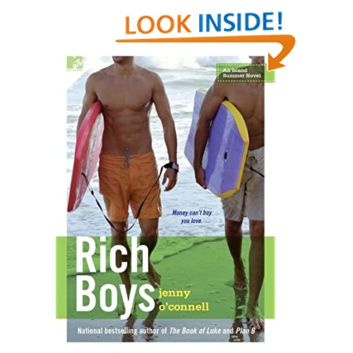 Rich Boys: An Island Summer Novel (Island Summer Novels) Jenny O'Connell