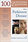 img - for 100 Questions & Answers About Parkinson Disease Paperback December 12, 2002 book / textbook / text book