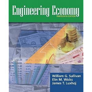 Engineering Economy (13th Edition)