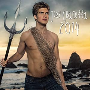 2014 Joey Graceffa Wall Calendar