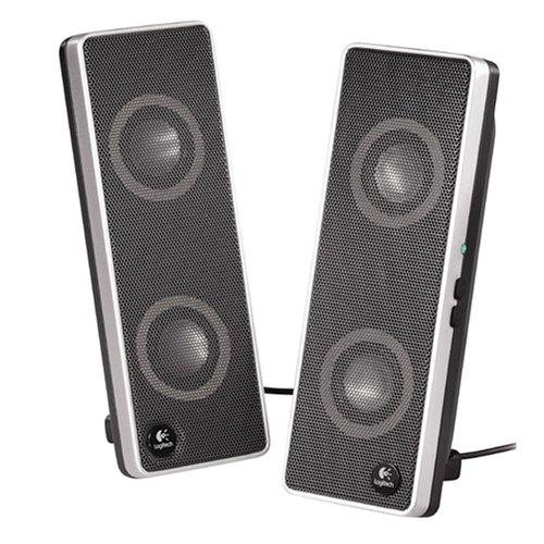 Logitech V10 Usb Notebook Speakers (970194-0403)