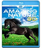 Amazing Nature 3D(Blu-ray 3D/2D )REGION FREE