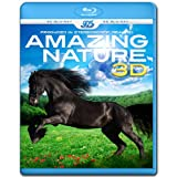 Amazing Nature 3D(Blu-ray 3D/2D )REGION FREE ~ Mike Johnson